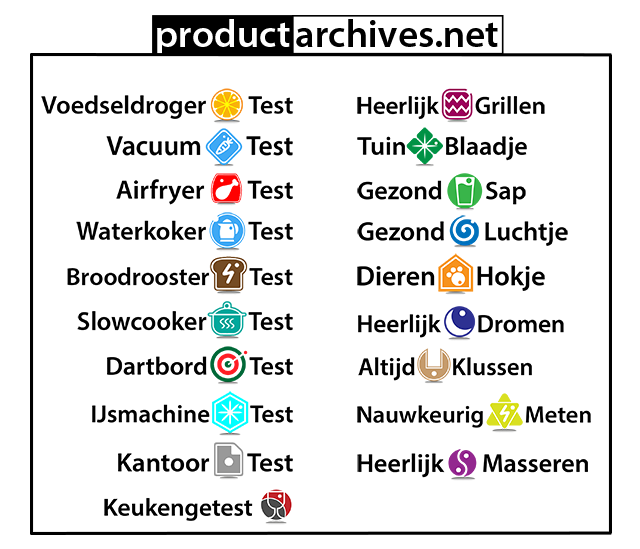 Productarchives ijsmachinetest